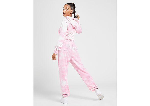 Ropa deportiva Mujer JUICY COUTURE pantalón de chándal Tie Dye Velour Cuffed