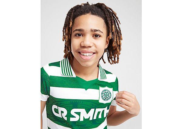 Celtic Retro Celtic FC '96 Home Shirt Junior