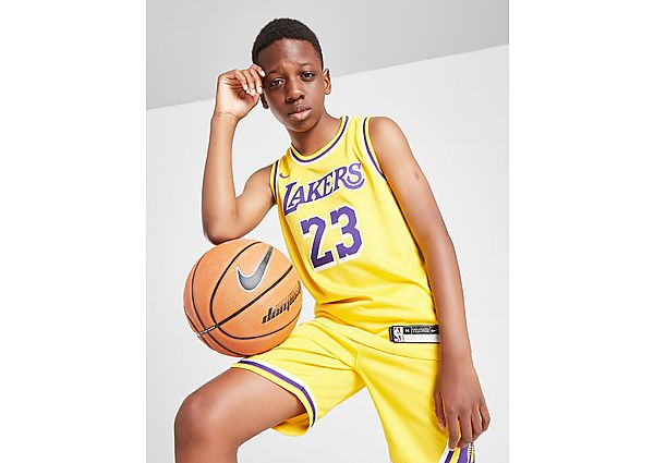 Nike NBA LA Lakers James #23 Jersey Junior