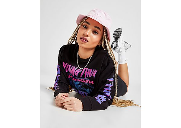 Ropa deportiva Mujer Supply & Demand camiseta Young Thugger