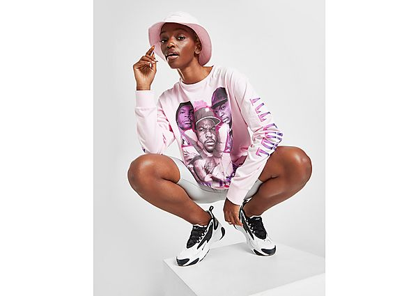 Ropa deportiva Mujer Supply & Demand Ice Cube Long Sleeve Graphic T-Shirt