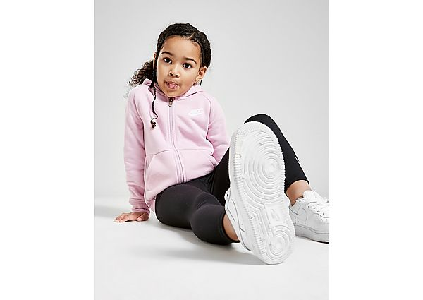 Comprar Ropa deportiva para niños online Nike Girls' Fleece Full Zip Hoodie Children