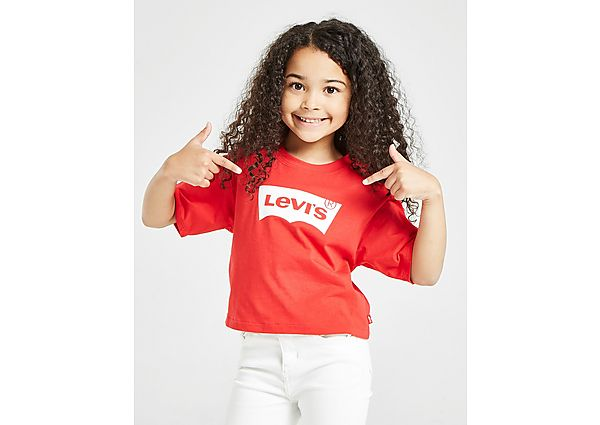 Comprar Ropa deportiva para niños online Levis camiseta crop Batwing infantil