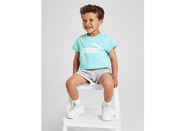 Puma Essential Logo T-shirt/Shorts Set Baby's - Kind
