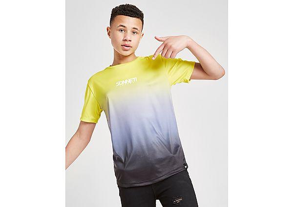 Comprar Ropa deportiva para niños online Sonneti camiseta Dip Ombre júnior