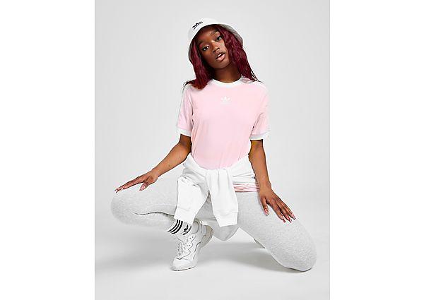 Ropa deportiva Mujer adidas Originals camiseta 3-Stripes Essential Boyfriend