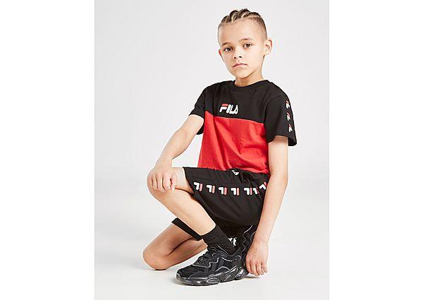 Comprar Ropa deportiva para niños online Fila Repeat Logo T-Shirt/Shorts Set Infant