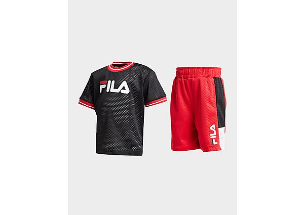 Fila Booker Mesh T-Shirt/Shorts Set Infant - Kind