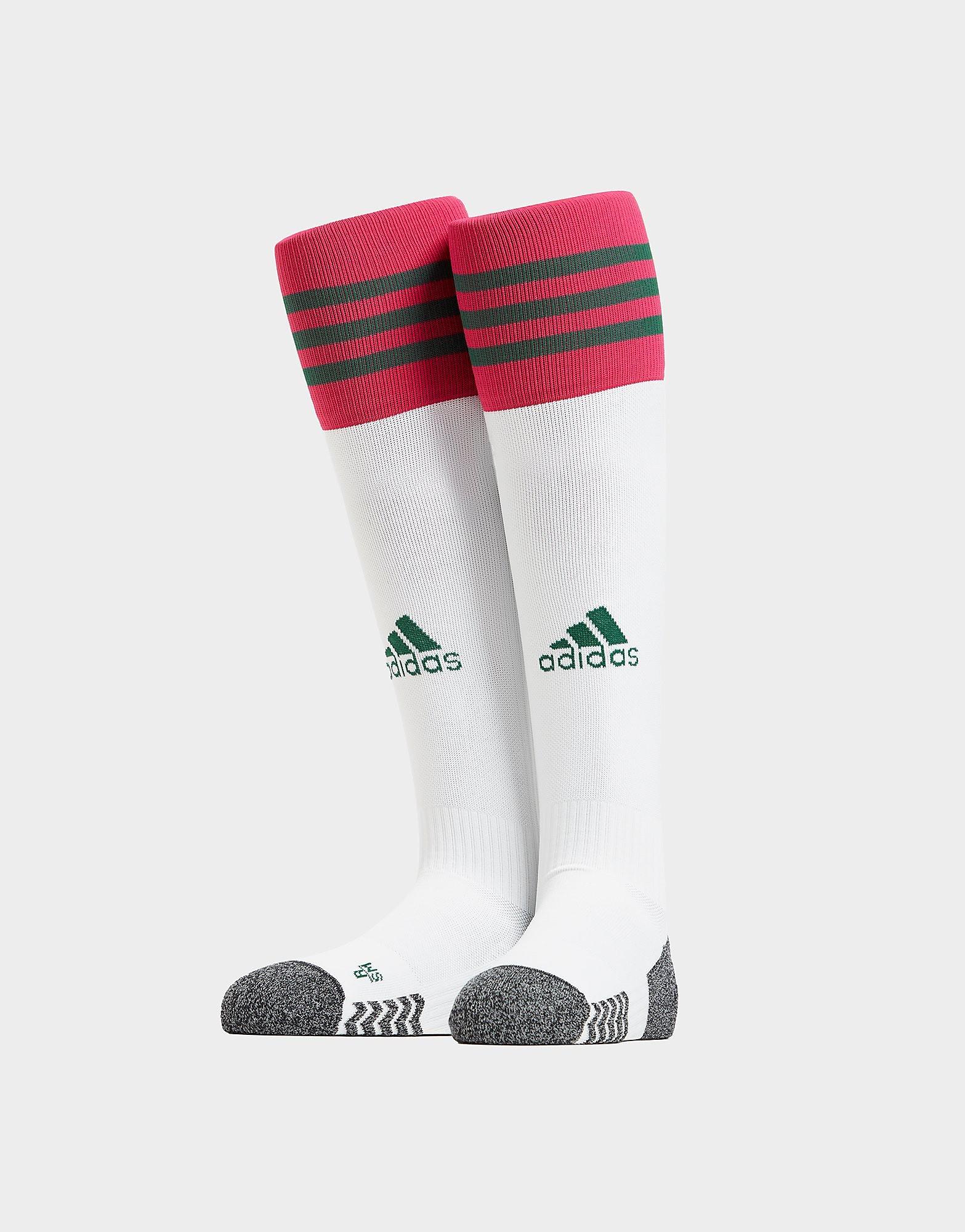 adidas Celtic FC 2021/22 Tredjestrumpor Junior FÖRBESTÄLLNING, Vit
