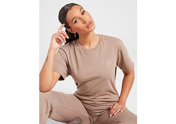 Ropa deportiva Mujer Pink Soda Sport camiseta Essentials Boyfriend
