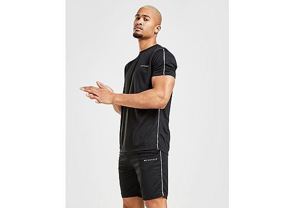 McKenzie Axton Poly T-Shirt/Shorts Set - Heren