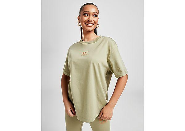 Ropa deportiva Mujer Nike camiseta Grid Boyfriend