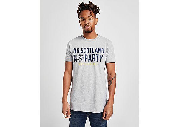 Official Team Scotland No Party T-Shirt