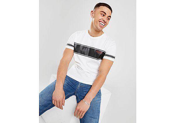 GUESS camiseta Chest Stripe