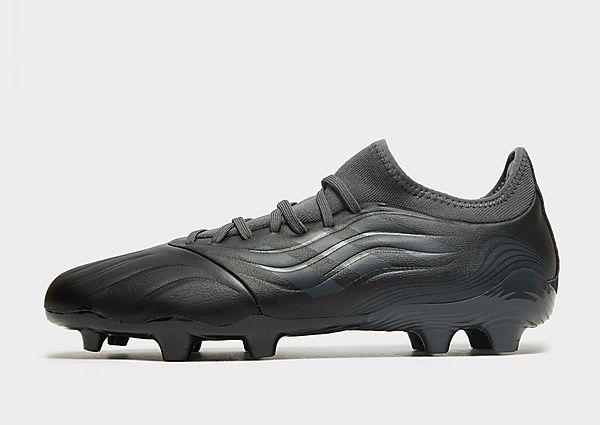 adidas Copa Sense .3 FG, Core Black / Grey Six / Grey Six