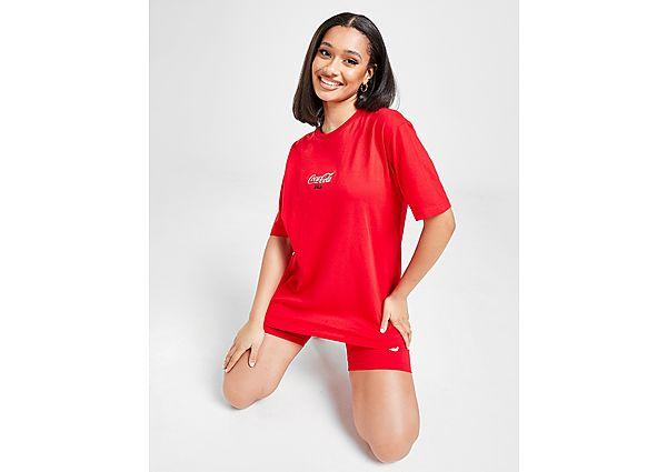 Ropa deportiva Mujer Fila x Coca-Cola camiseta Logo Oversized