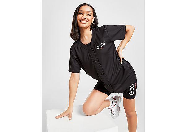 Ropa deportiva Mujer Fila x Coca-Cola camisa Baseball Back Logo