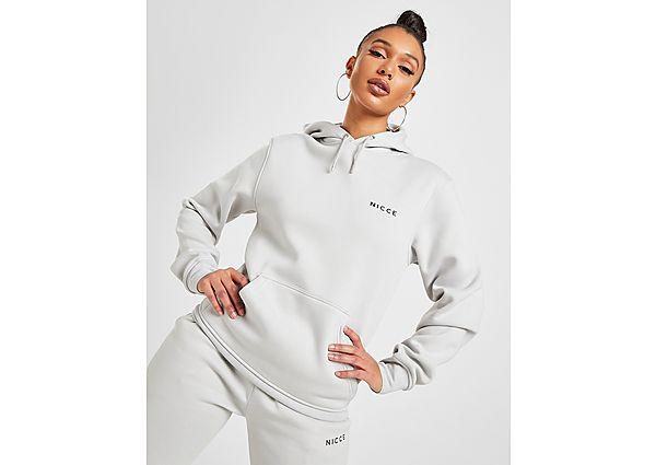 Ropa deportiva Mujer Nicce sudadera con capucha Centre Logo