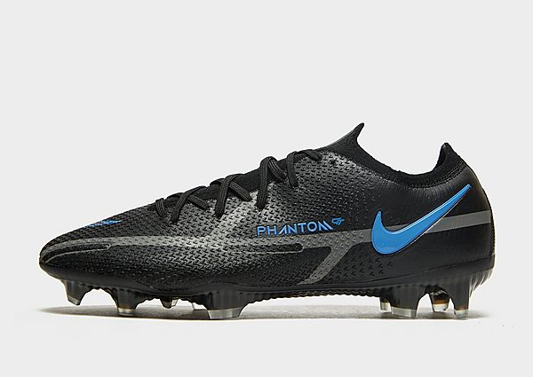 Nike Nike Phantom GT2 Elite FG Botas de fútbol para terreno firme, Black/Iron Grey/Black