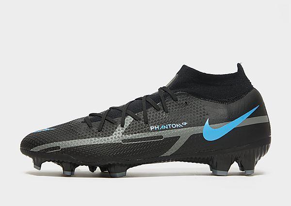 Nike Nike Phantom GT2 Pro Dynamic Fit FG Botas de fútbol para terreno firme, Black