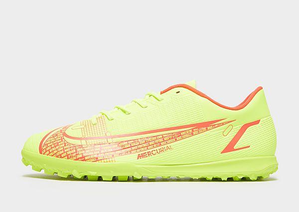 Nike Game Over Mercurial Vapor Club TF, Volt/Bright Crimson