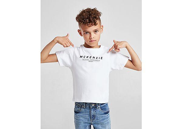 McKenzie Mini Essential Large Logo T-Shirt Children - Kind