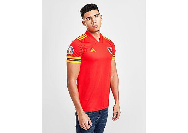 adidas camiseta Gales Euro 2020 Badged 1.ª equipación (RESESRVA)