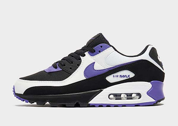 Nike Air Max 90, Black/White/Persian Violet
