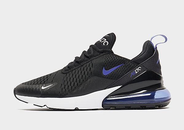 Nike Nike Air Max270 Essential Zapatillas - Hombre, Black/White/Persian Violet