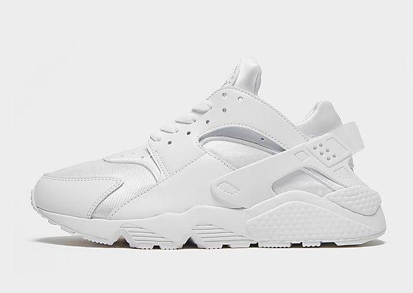 Nike Nike Air Huarache Zapatillas - Hombre, White/Pure Platinum