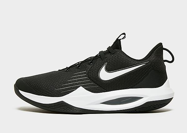 Nike Nike Precision 5 FlyEase Zapatillas de baloncesto, Black/Anthracite/White