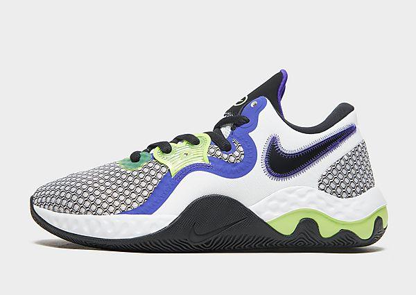 Nike Renew Elevate 2, White/Volt/Indigo Burst/Black