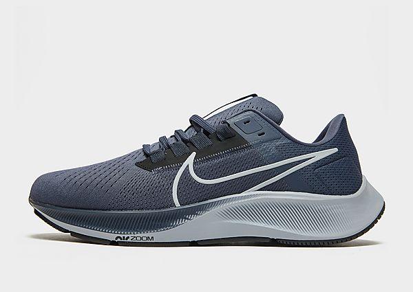 Nike Nike Air Zoom Pegasus 38 Zapatillas de running - Hombre, Thunder Blue/Black/Dark Obsidian/Wolf Grey