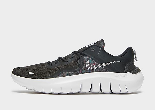 Nike Flex Run 2021, Black/Dark Smoke Grey/White