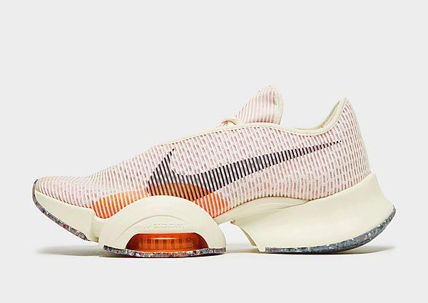Nike Air Zoom SuperRep 2, Coconut Milk/Light Arctic Pink/Total Orange/Black