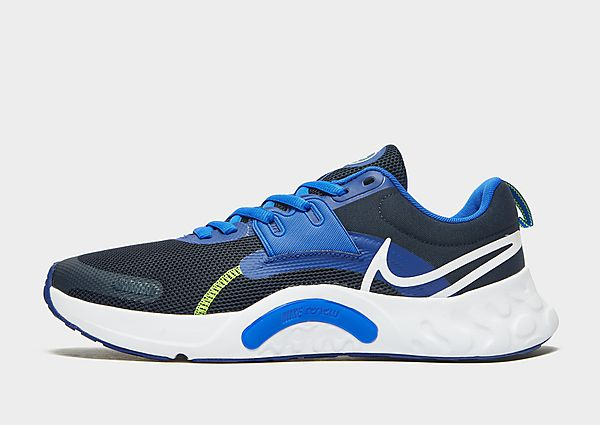 Nike Nike Renew Retaliation TR 3 Zapatillas de entrenamiento - Hombre, Dark Obsidian/Deep Royal Blue/Racer Blue/White
