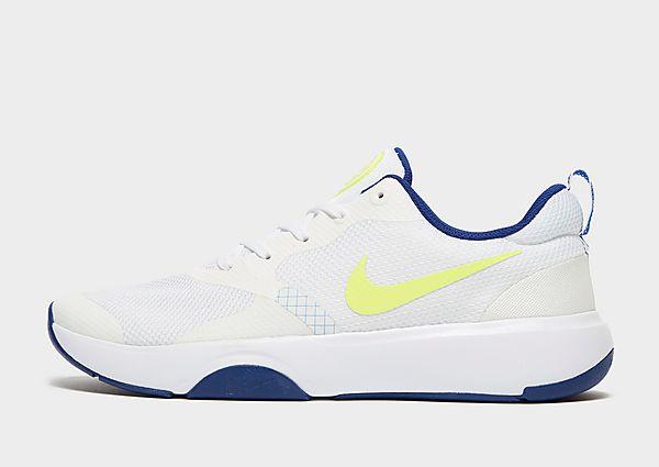 Nike Nike City Rep TR Zapatillas de entrenamiento - Hombre, White/Deep Royal Blue/Racer Blue/Volt