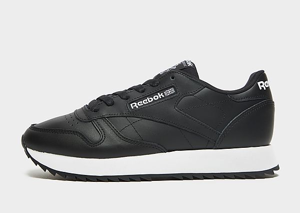 Reebok classic leather ripple, Core Black / Core Black / Cloud White