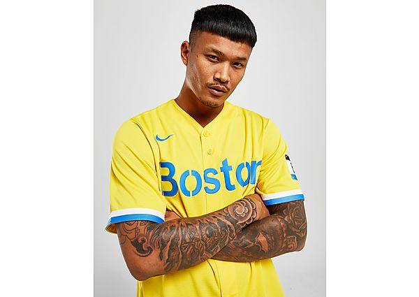 Nike camiseta MLB Boston Red Sox City Connect