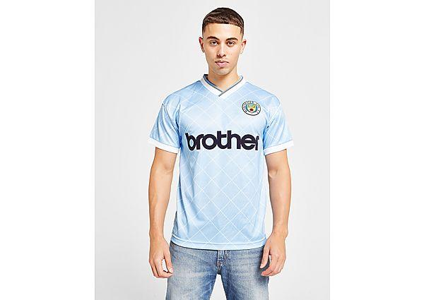 Score Draw camiseta Manchester City FC '88 Retro 1.ª equipación