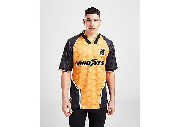 Score Draw camiseta Wolverhampton Wanderers FC '96 Retro 1.ª equipación