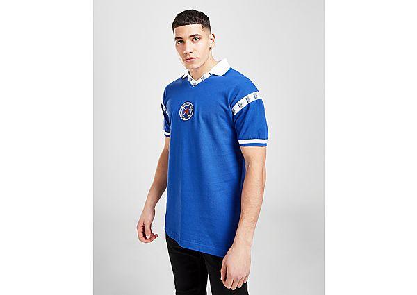 Score Draw camiseta Leicester City FC '76 Retro 1.ª equipación