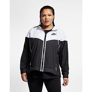 NIKE Nike Sportswear Windrunner (Plus Size) Women s Jacket 5bb9f20f1