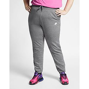 04eb5134aab9 NIKE Nike Sportswear Women s Fleece Trousers (Plus Size)