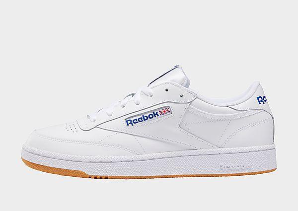 Reebok club c 85, Intense White / Royal-Gum
