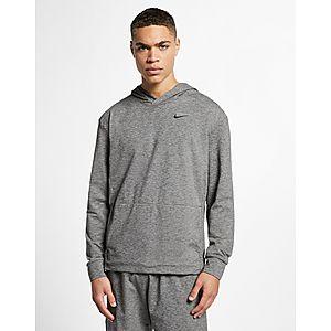 c8e37ab9e43a NIKE Nike Dri-FIT Men s Pullover Long-Sleeve Yoga Training Hoodie Quick View  ...