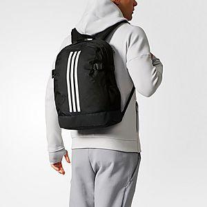 2defd8f881 adidas Performance 3-Stripes Power Backpack Medium ...