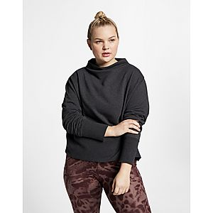 3dae53c1995e6 NIKE Nike Studio Women s Pullover Training Top (Plus Size)