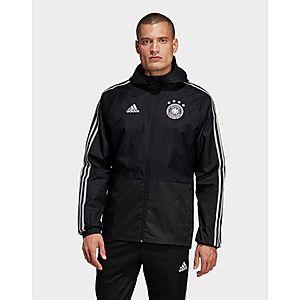 0b1108e7e365 ADIDAS Germany Rain Jacket ...
