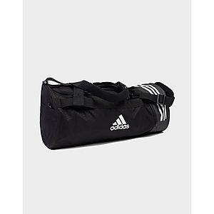 379888b85af5 ADIDAS Convertible 3-Stripes Duffel Bag Medium ...